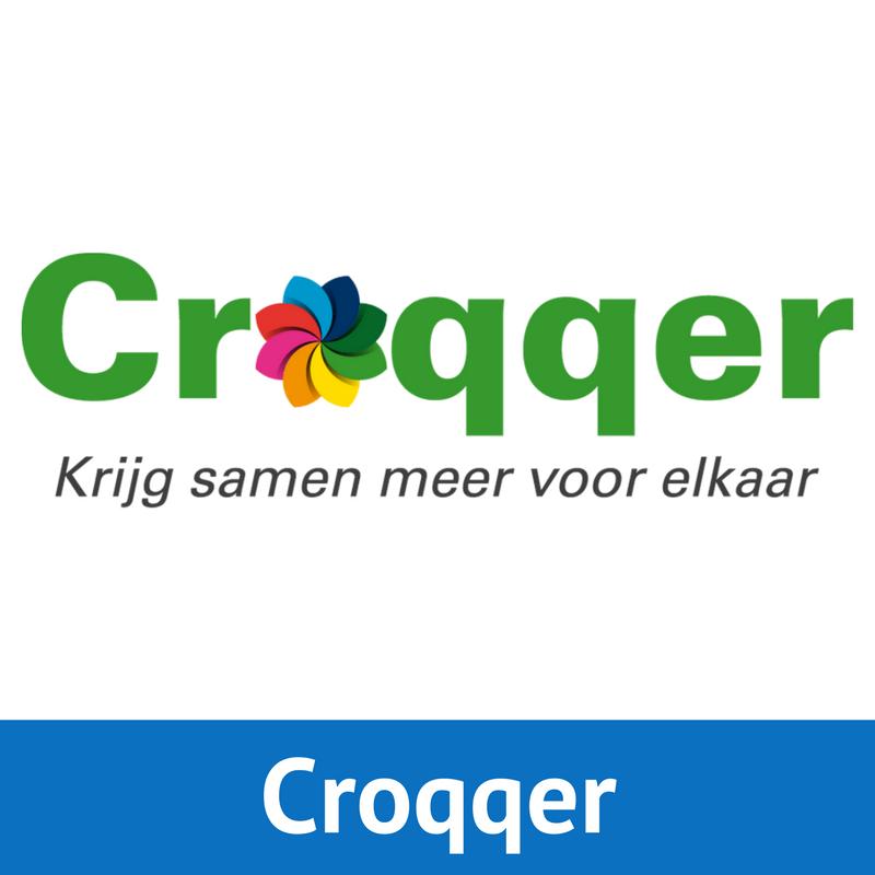 Croqqer - krijgt samen meer voor elkaar